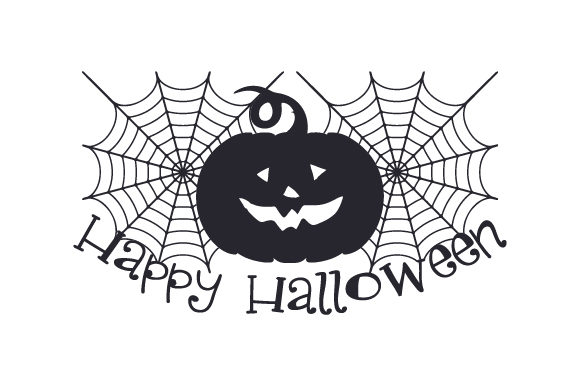 Happy Halloween Halloween Craft Cut File By Creative Fabrica Crafts - Image 2