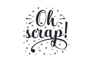 Oh Scrap! Craft Design By Creative Fabrica Crafts