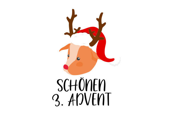 Download Free Schonen 3 Advent Svg Cut File By Creative Fabrica Crafts Creative Fabrica for Cricut Explore, Silhouette and other cutting machines.