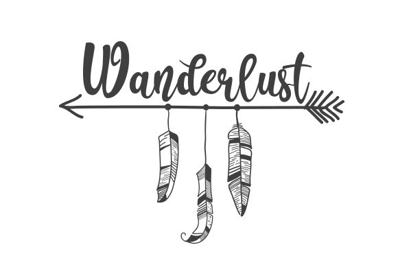 Download Free Wanderlust Svg Cut File By Creative Fabrica Crafts Creative Fabrica for Cricut Explore, Silhouette and other cutting machines.