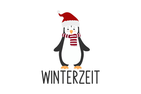 Winterzeit Craft Design By Creative Fabrica Crafts