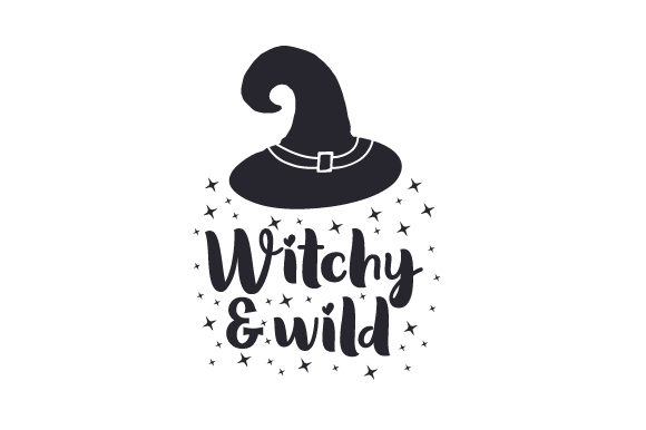 Witchy & Wild Halloween Craft Cut File By Creative Fabrica Crafts