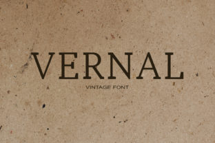 Vernal Font By maxim.90.ivanov