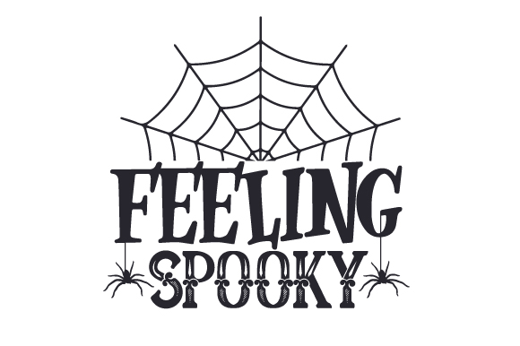Download Free Feeling Spooky Svg Cut File By Creative Fabrica Crafts for Cricut Explore, Silhouette and other cutting machines.