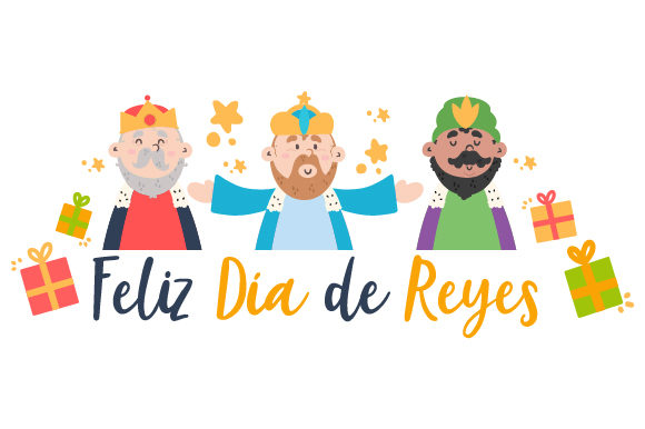 Feliz Día De Reyes Mexico Craft Cut File By Creative Fabrica Crafts - Image 1