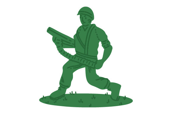 Plastic Soldier Craft Design By Creative Fabrica Crafts Image 1