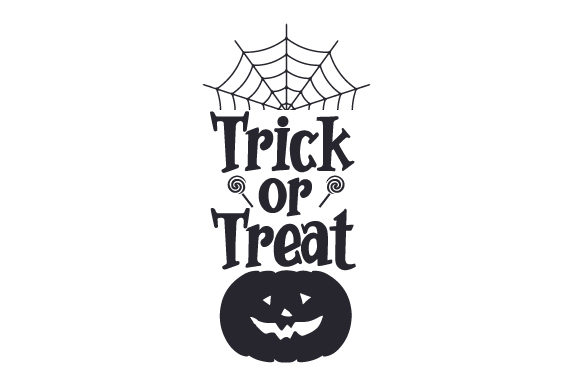 Trick or Treat Halloween Craft Cut File By Creative Fabrica Crafts - Image 2