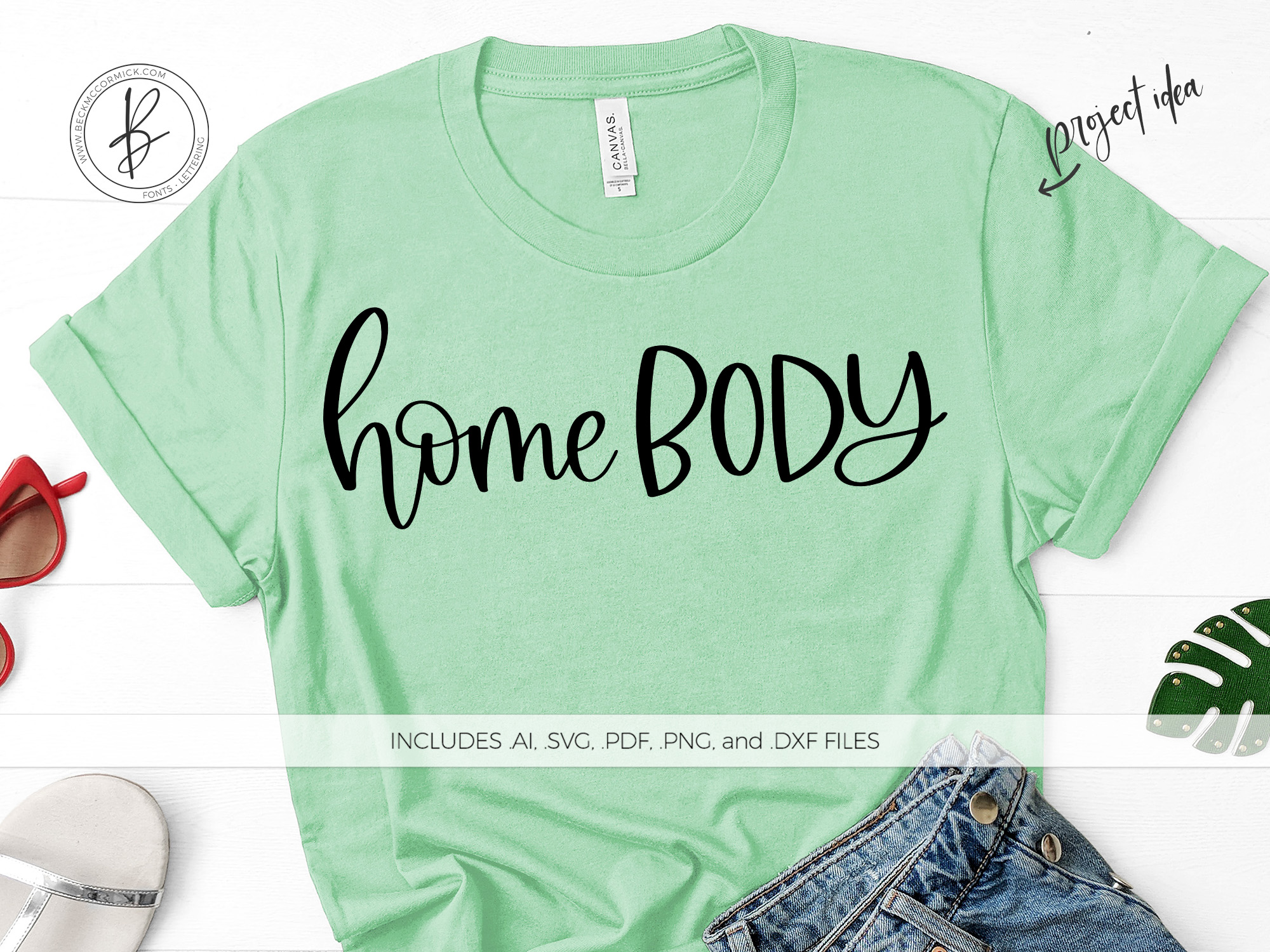 Homebody Graphic By Beckmccormick Creative Fabrica