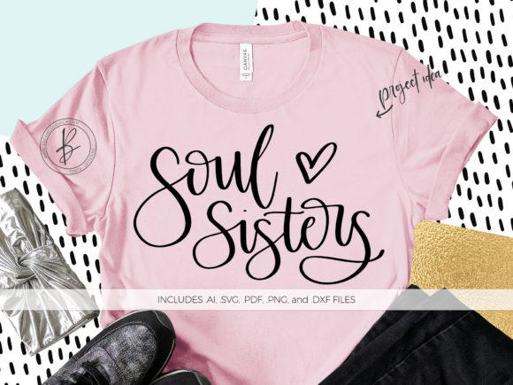 Print on Demand: Soul Sisters Graphic Crafts By BeckMcCormick