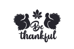 Be Thankful Craft Design By Creative Fabrica Crafts