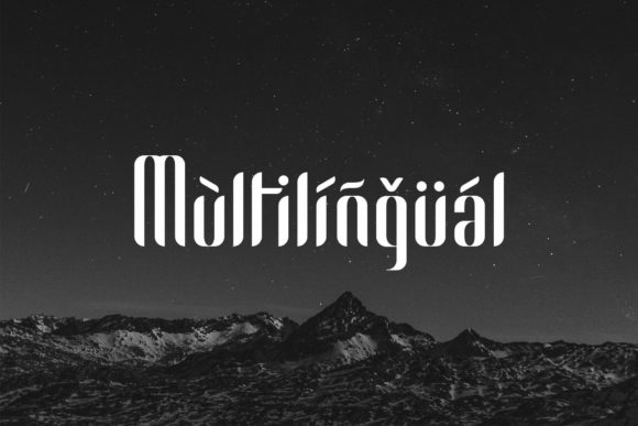 Harmonial Font By RC graphics Image 5