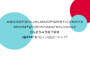 Print on Demand: New Days Display Font By Instagram Fonts 4