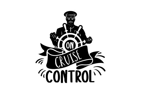 Download Free On Cruise Control Svg Cut File By Creative Fabrica Crafts for Cricut Explore, Silhouette and other cutting machines.