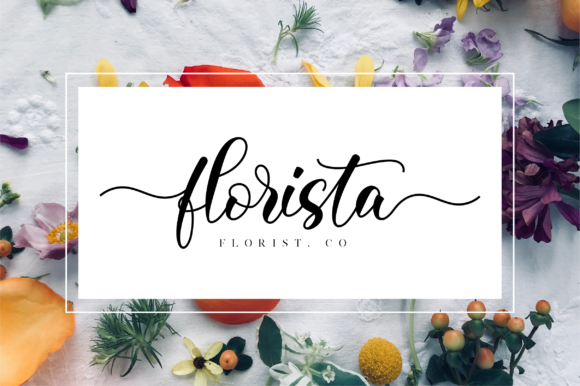 Print on Demand: Clarista Script Script & Handwritten Font By NissaStudio - Image 4