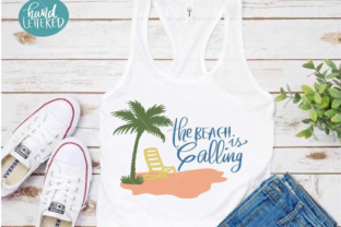 Print on Demand: The Beach is Calling Graphic Crafts By TheLoveByrds