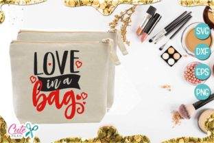 Love in a Bag Graphic By Cute files