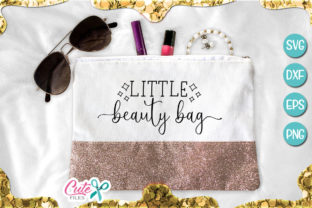 Little Beauty Bag Graphic By Cute files