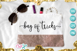 Bag of Tricks Graphic By Cute files