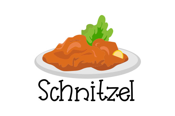 Download Free Schnitzel Svg Cut File By Creative Fabrica Crafts Creative Fabrica for Cricut Explore, Silhouette and other cutting machines.
