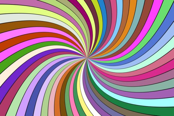 16 HD Spiral Backgrounds Graphic By davidzydd Image 14