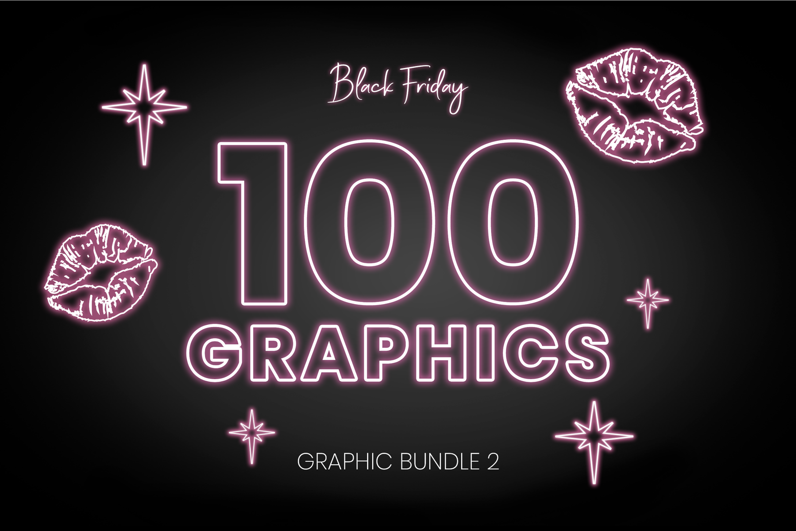 Download Free Black Friday Graphic Bundle 2 Bundle Creative Fabrica for Cricut Explore, Silhouette and other cutting machines.