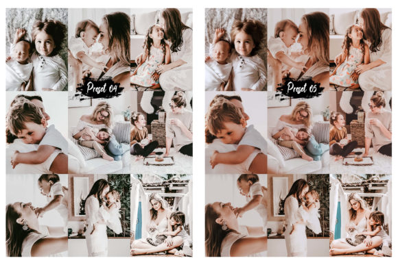 Download Free 10 Family Kids Mobile Lightroom Preset Grafico Por 3motional for Cricut Explore, Silhouette and other cutting machines.