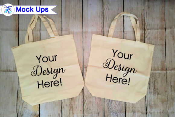 Off White Tote Bag Mock Ups Graphic Product Mockups By Family Creations