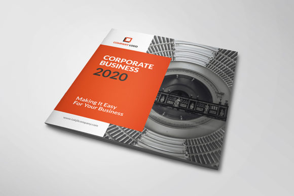 Download Free Pakumantan Square Corporate Brochure Graphic By Stringlabs for Cricut Explore, Silhouette and other cutting machines.