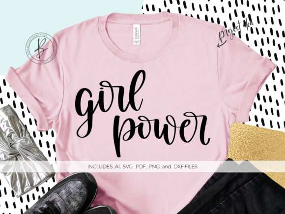 Print on Demand: Girl Power Graphic Crafts By BeckMcCormick