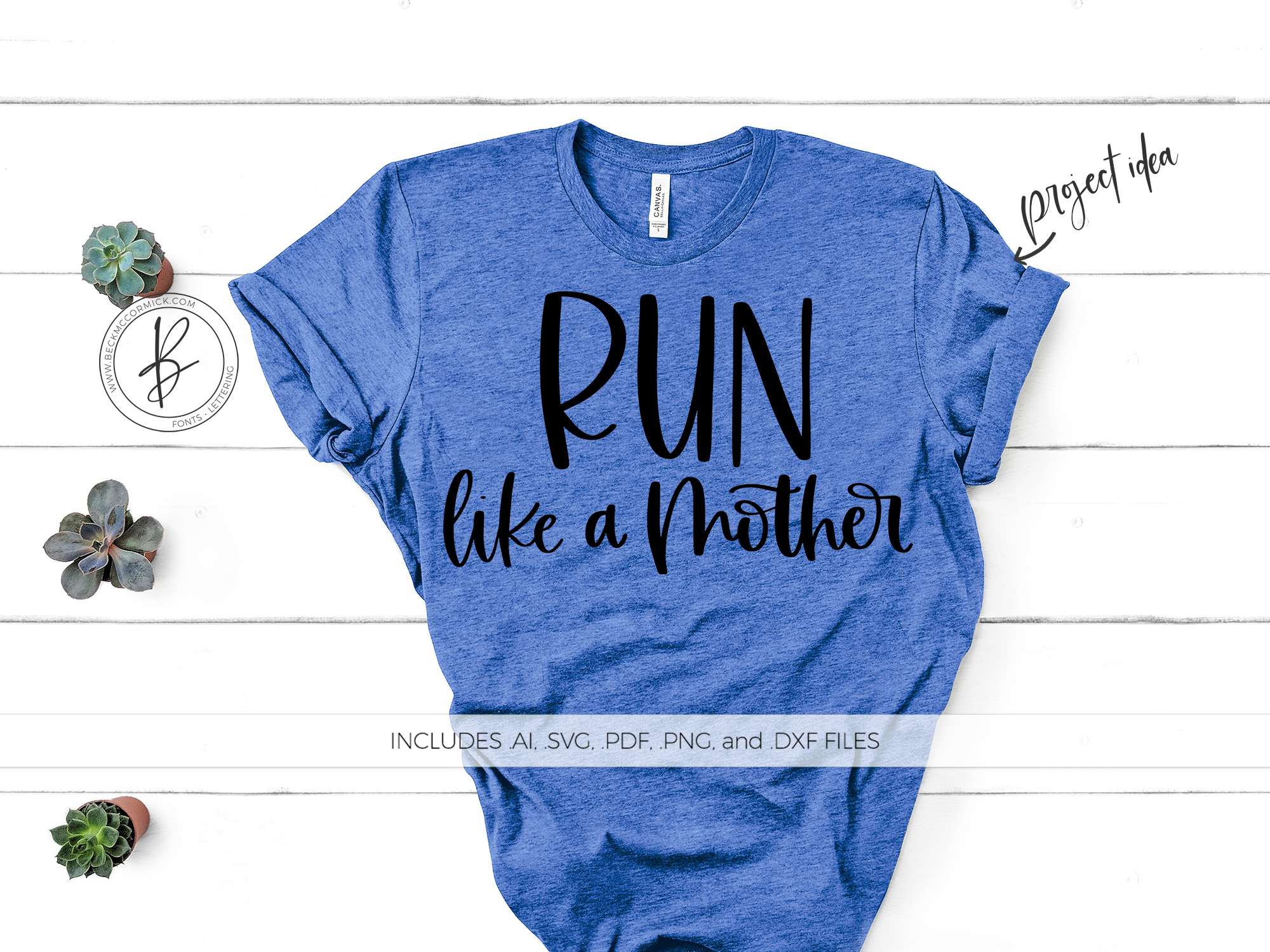 Run Like A Mother Graphic By Beckmccormick Creative Fabrica