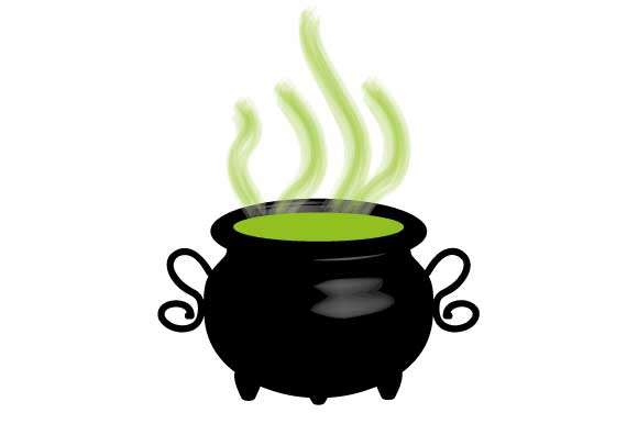 Download Free Cauldron Graphic By Graphicsfarm Creative Fabrica for Cricut Explore, Silhouette and other cutting machines.