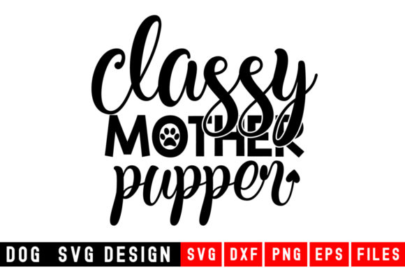Classy Mother Popper Graphic By DesignSmile