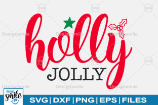 Print on Demand: Holly Jolly Graphic Crafts By Designdealy