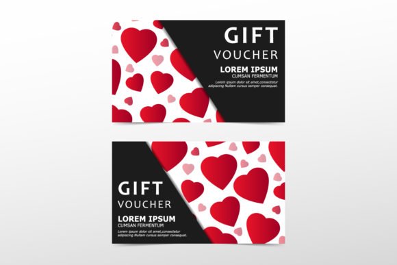 Gift Voucher Graphic Graphic Templates By Manuchi
