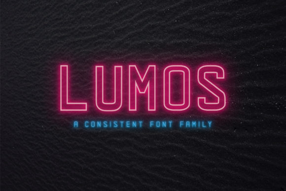 Print on Demand: Lumos Sans Serif Font By Lovoos