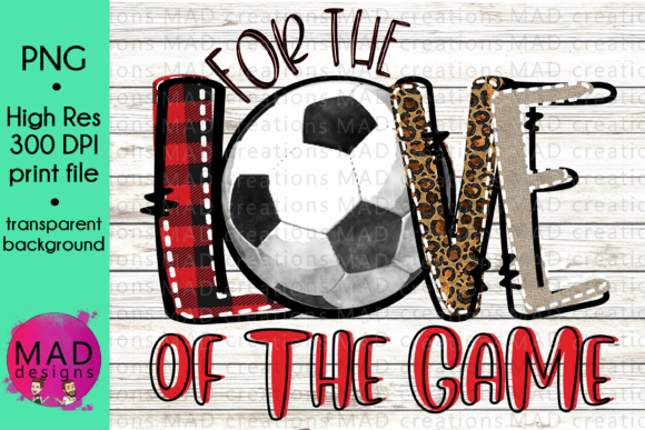 For the Love of the Game Graphic Crafts By maddesigns718