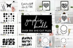 Print on Demand: Graphics Bundle Cut Files Graphic Crafts By illuztrate 1