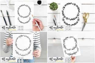 Print on Demand: Graphics Bundle Cut Files Graphic Crafts By illuztrate 11