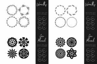 Print on Demand: Graphics Bundle Cut Files Graphic Crafts By illuztrate 10