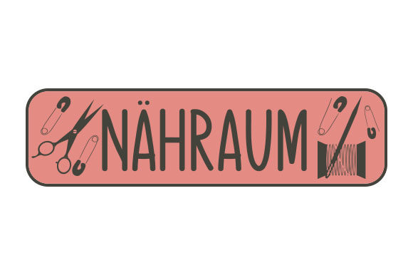Nähraum Germany Craft Cut File By Creative Fabrica Crafts