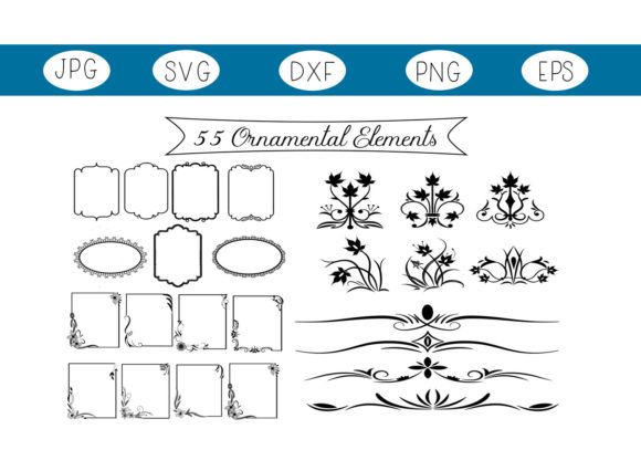 Print on Demand: The Ornamental Collection Graphic Illustrations By CapeAirForce