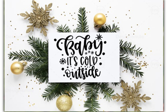 Download Free Christmas Bundle 30 Designs Graphic By Designdealy Com Creative Fabrica for Cricut Explore, Silhouette and other cutting machines.