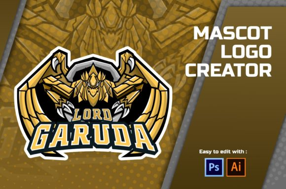 Print on Demand: E - Sports Logo Creator #10 Graphic Logos By ovoz.graphics