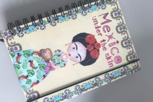 Create your own Mexican inspired planner