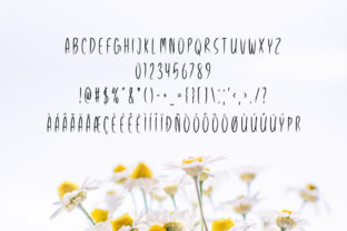 Print on Demand: Spring Season Display Font By Instagram Fonts 4