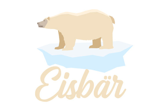 Eisbär Craft Design By Creative Fabrica Crafts