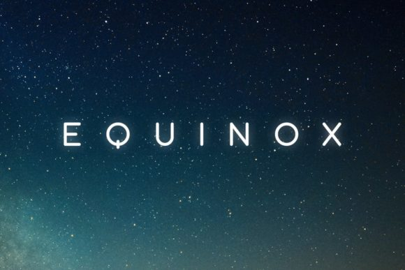 Equinox Sans Serif Font By Ghosmod