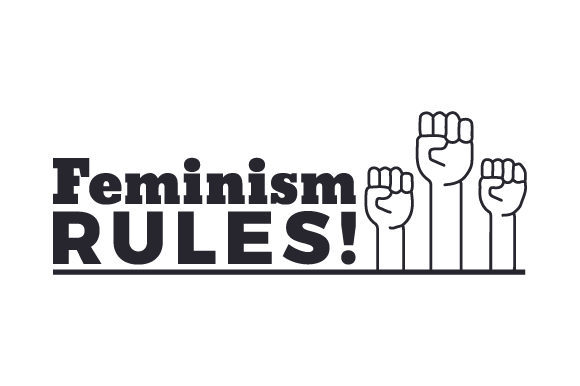 Download Free Feminism Rules Svg Cut File By Creative Fabrica Crafts for Cricut Explore, Silhouette and other cutting machines.