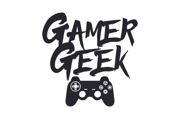 Gamer Geek Craft Design By Creative Fabrica Crafts