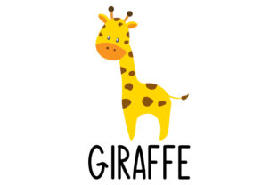 Giraffe Germany Craft Cut File By Creative Fabrica Crafts